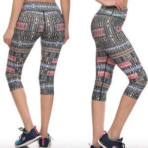 Workout Yoga Legging Capri pants